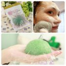 Magic Natural Konjac Jelly Fiber Face Cleansing Wash Sponge Puff Pad