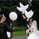 Helium Pigeon Wedding Decoration Eco Flying White Dove Balloon
