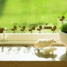 Ants Moving Decorative Wall Art Stickers