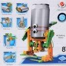 6 In 1 Solar Power Toys Plastic Educational Solar Power Kits DIY