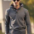 Casual Knit Sweaters Slim Warm Fashion Long Sleeve