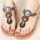 Bohemia Rome Style Beaded Jewelry Sandals
