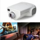 Mini Multimedia LED VGA Projector Home Cinema Support 1080P Input