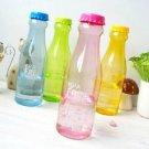 BPA-Free Plastic Unbreakable Water Sports Bottle