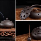 Ceramic Incense Censer Plate Sandalwood Incense Tower Incense Burner