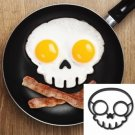 Silicone Skull Egg Frying Mold Breakfast Pancake Mould