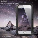 Waterproof Shockproof Aluminum Gorilla Metal Case Cover For iPhone 6