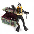 Treasure Diver Action-Air Aquarium Ornament