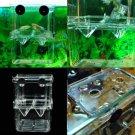 Aquarium Fish Breeding Hatchery Young Fish Incubator Isolation Box