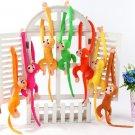 Baby Children Lovely Monkey Sound Toy Plush Doll Gift