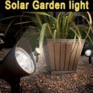 Solar Outdoor Garden Landscape Lawn Stake Light LED Lamp