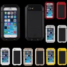 Waterproof Aluminum Gorilla Glass Metal Case For iPhone 6 Plus