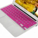 Portable Lightweight Silicone Keyboard Cover For Macbook 11.6 Inch