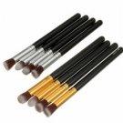 4PCS Soft Eyeshadow Eye Brushes Makeup Cosmetic Tool