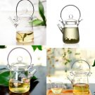 350ml Borosilicate Glass Teapot Heat Resistant For Blooming Tea