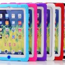 Stylish Colorful Anti-skid Silicone Case Cover For iPad 2 3 4
