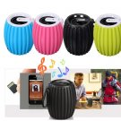 Outdoor Grenade Shape Bluetooth Wireless Portable Handfree Speaker With Mic For Cell Phone Tablet