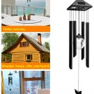 Solar Colour Changing LED Light Lamp Wind Chimes Outdoor Garden Decor