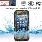 Camouflage Waterproof Crashproof Sleeve Case Diving For iPhone 5S