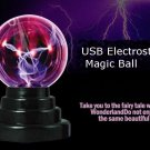 Wisebrave USB Electrostatic Lightning Magic Lamp Ball