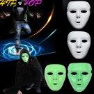 Mask Halloween Ghost Dance Hip-hop Performances Masks Party Dress Mask