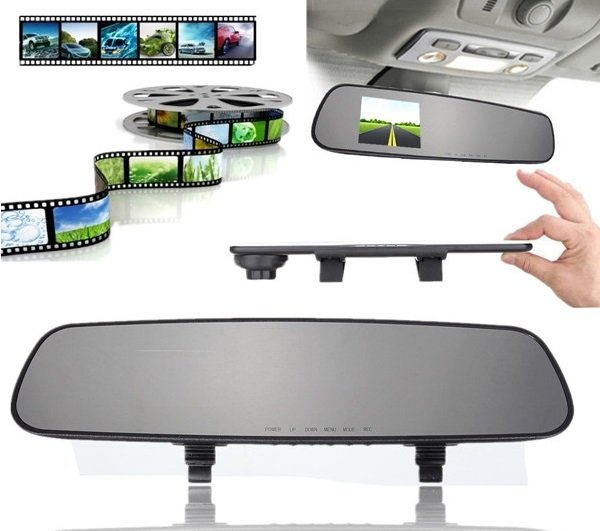 Car DVR Camera Lens Video Recorder Dash Cam Night Vision