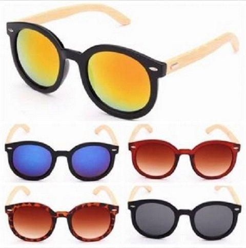 Bamboo Legs Eyewear UV400 Sunglasses Glasses