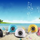 Mini Portable Speaker Computer Laptop Smart Phones Tablet PC Voice Box USB 2.0 Speaker