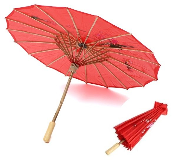 Umbrella Chinese Traditional Handmade Oiled Paper