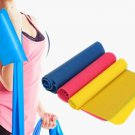 Elastic Exercise Pilates Yoga Stretch Band Workout Aerobics Resistance Slimming