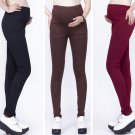 Women Pregnant Maternity Pants Over Bump Leggings Trousers Belly