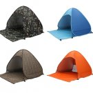 Outdoor Camping Hiking Tent Portable Automatic 2-3 Person Tent Shade-Shed Canopy
