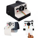 Camera Shape Toilet Paper Box Roll Paper Container Stand