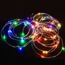 5m 50 LED-Copper Wire String Lights Waterproof For Christmas Holiday Party Decor DC12V
