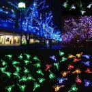 Solar Power 20 LED String Strip Lights Party Wedding Outdoor Tree Decor Lamp 5M