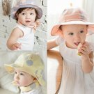 Ballon Design Children Pure Cotton Sun Hat