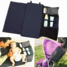 Portable Baby Diaper Mummy Bag Folding Bag Changing Mat Pouch