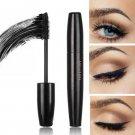 Women Volume Curling Black Mascara Eyelash Extension Grower Fiber Makeup