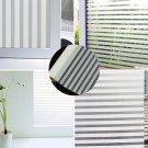 45x150cm Removable Frosted Window Sticker Glass Streak Sheet Casement Film