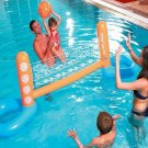 Water Inflatable Volleyball Net Swimming Paddling Pool Volleyball Water Spray Volleyball