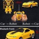 Remote Control Car Deformation Robots