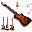 4 String Acoustic Guitar Wisdom Development Simulation Toy For Baby Children