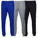 Mens Casual Joggers Solid Color Sweatpants Sport Harem Pants