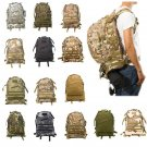 Outdoor Sport Camping Trekking Hiking Bag Military Tactical Backpack