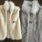 Winter Warm Fourrure Gilet