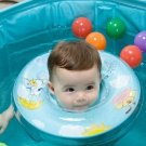 Safety Baby Swimming Neck Ring Swimming Circle Floating Bath