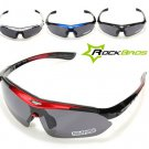 Polarized Cycling Bike Bicycle Sunglasses Glasses Goggles
