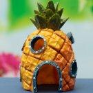Aquarium Fist Tank Pineapple House Home Aquarium Ornament Decoration