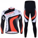 Cycling Jersey Suit Bicycle Bike Set Sportswear Suit Riding Clothes Outdoor Equipment