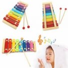 8 Note Musical Instrument Xylophone Development Educational Toy